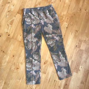 GAP girlfriend chino pants